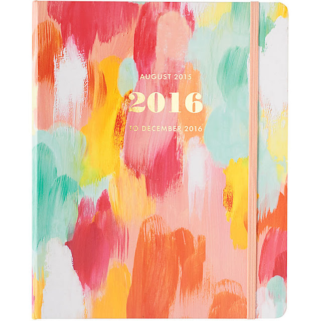 Brushstroke Planner - The Happiness Planner - Prettiest Planners 2016 | #getorganized #schedule #planner #organizer