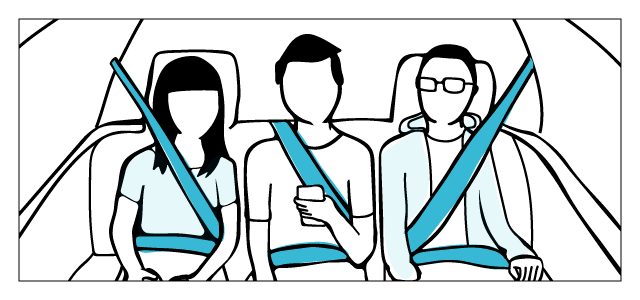 #UberProTip Uber + Friends = :) Split your fare and ditch the IOU.