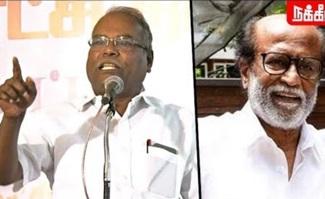 Balakrishnan (CPM)   Rajini Latest Press Meet
