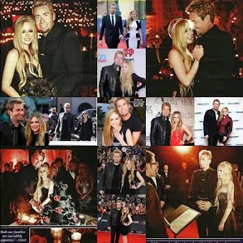 Chad Kroger & Avril Lavigne