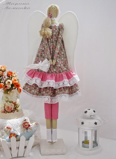 Мастер-класс винтажные куклы