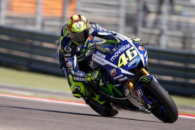 Rossi Tak Khawatir Start Keenam, Tapi Ada Masalah Lain?