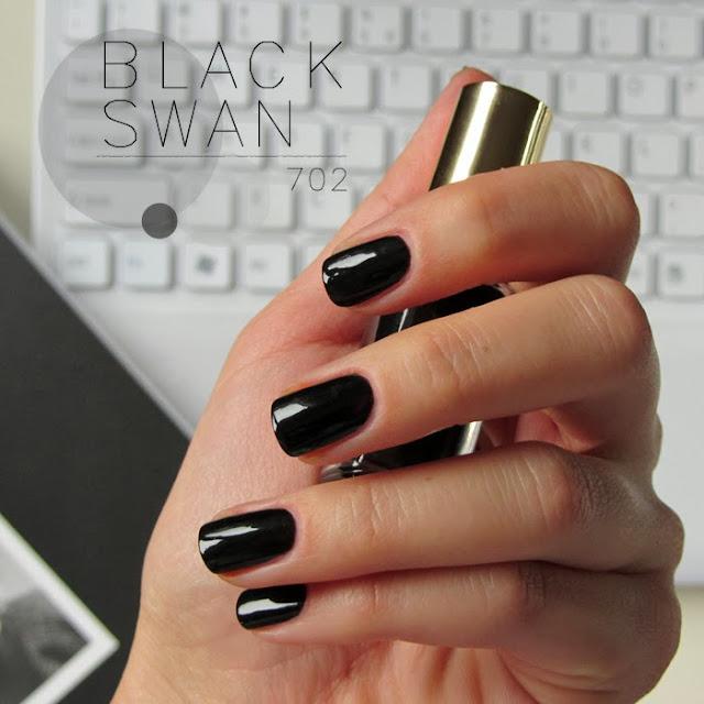 Total black, czyli black swan od L'Oreal Paris