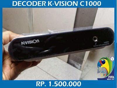 Decoder TV Kabel Berbayar