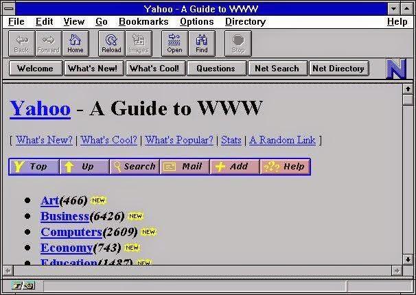 netscape 1 0 Gallery