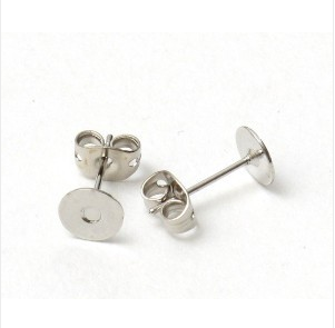 how to make earring backs stay on