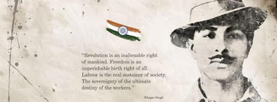 Bhagat Singh - The Brave Son Of India