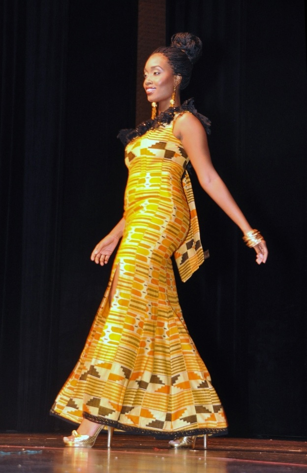 The beautiful project 12 modern kente fashion dress styles African fashion designs pictures