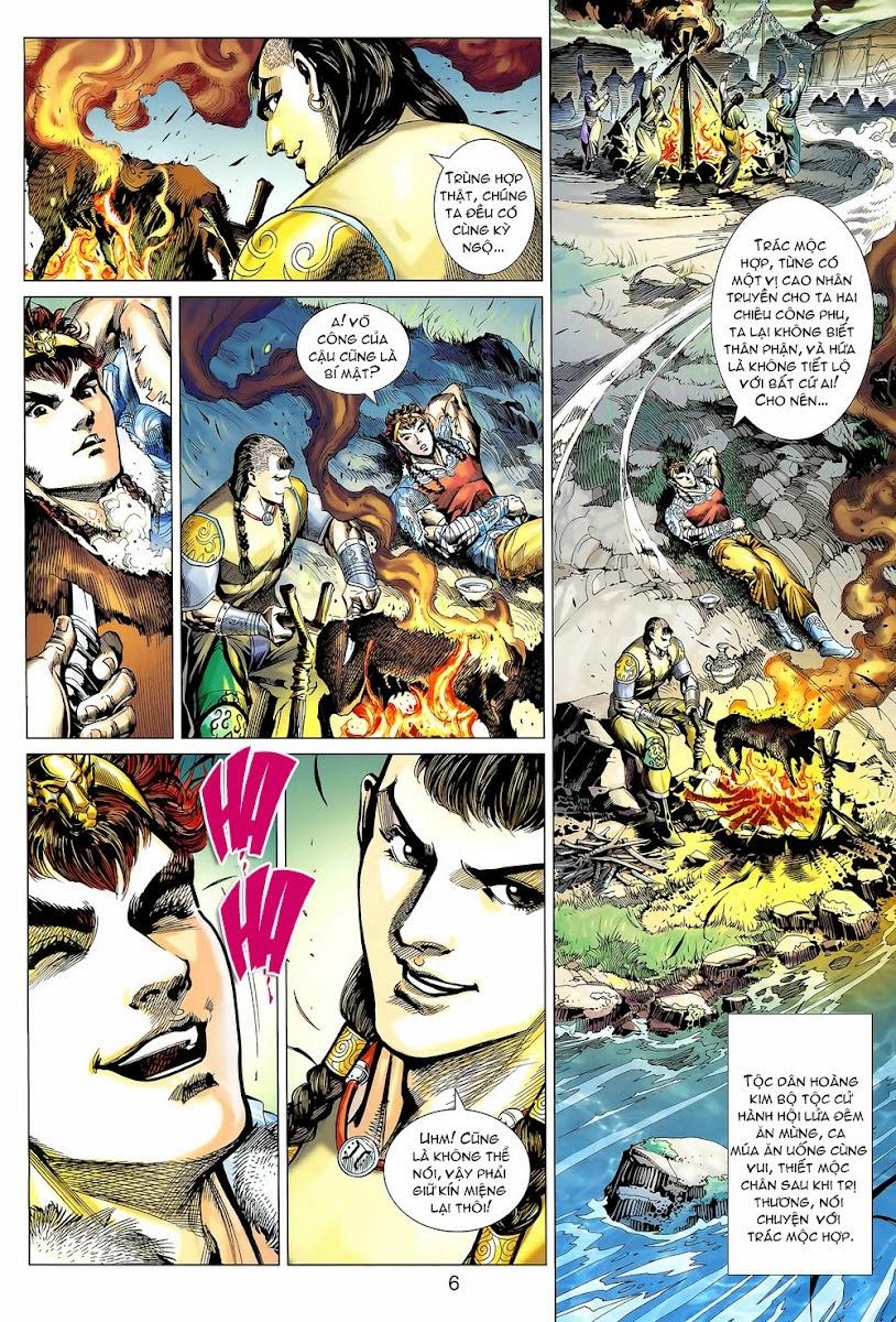 Thiên Tử Truyền Kỳ 8 - Thương Thiên Bá Hoàng Chap 2 - Next Chap 3