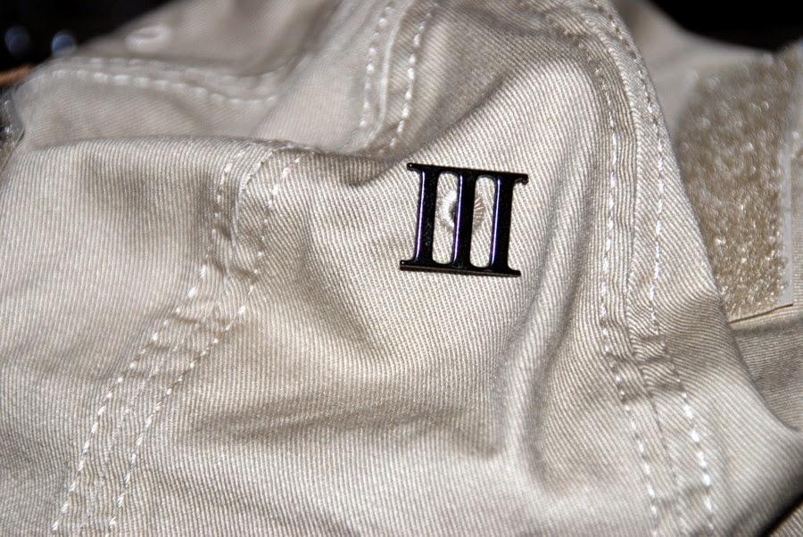 III Hat/Lapel Pins