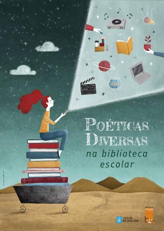 24 de outubro. Día das Bibliotecas Escolares