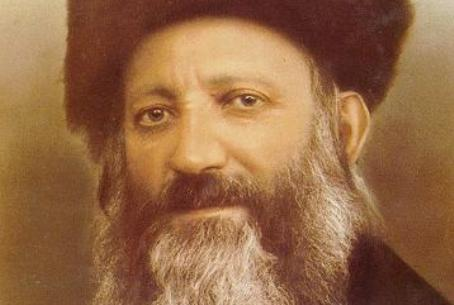 Rabbi Avraham Yitzhak HaCohen Kook