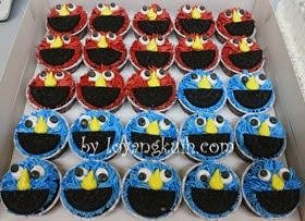 Elmo n Cookie Monster CC