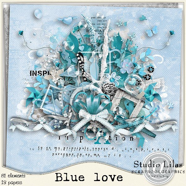 BLUE LOVE