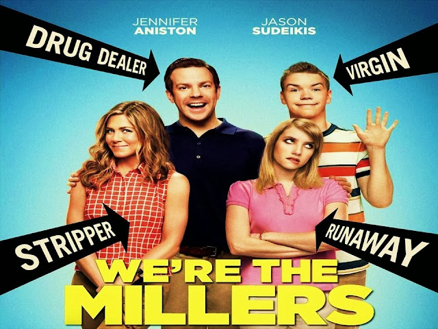 Watch We're The Millers online