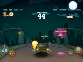 Download Game PC Gratis ~ Zombie Race