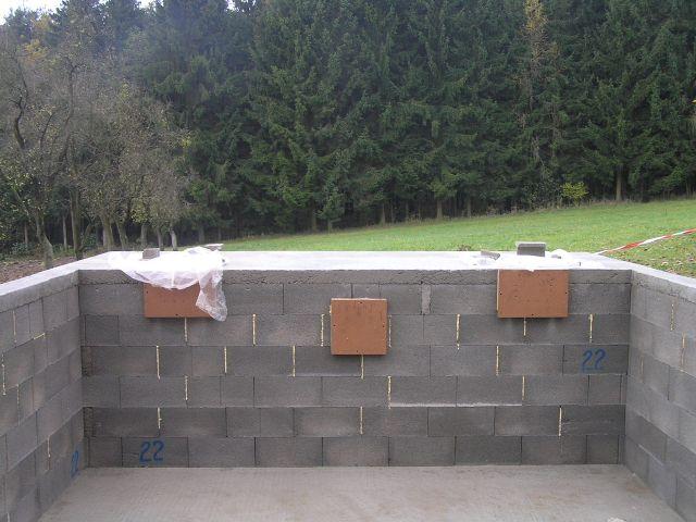 Estructuras de hormig n en general piscinas ciudad real for Estructuras para piscinas