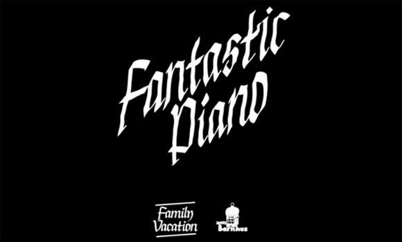 Axel Boman - Fantastic Piano