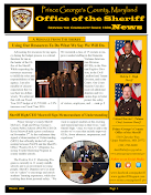 Sheriff's Newsletter- Winter 2017