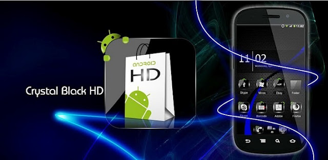 Theme Crystal Black HD Pack 6.7
