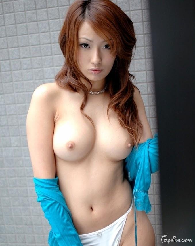 Vú bự căng trắng đẹp gái Tokyo Nao Yoshizaki 1