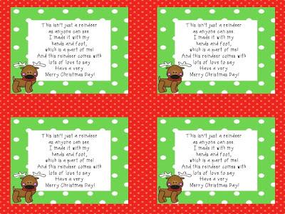 Santa Handprint Poem   www.imgarcade.com - Online Image Arcade!