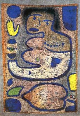 Cançó d'amor per a la lluna nova (Paul Klee)