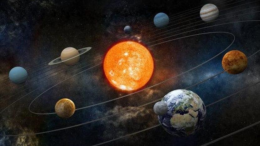 el sistema solar (5è)