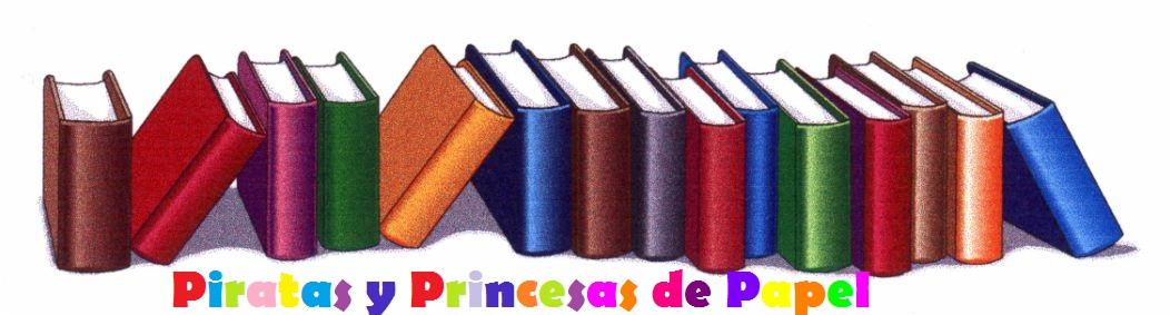 piratas y princesas de papel