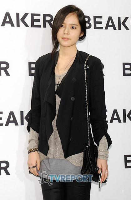 Han Ga In Elegan