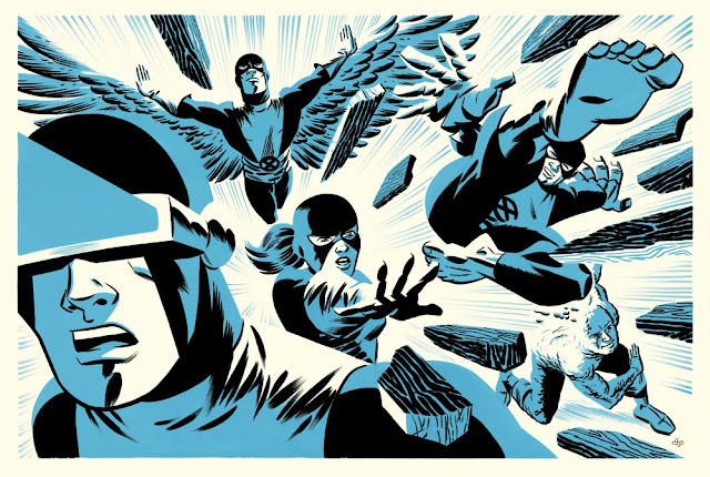 x-men michael cho