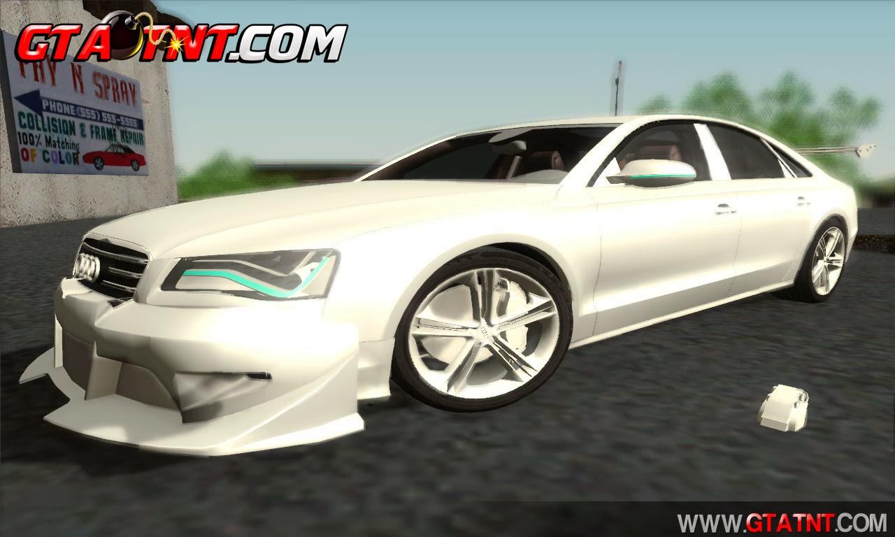 GTA SA - Audi A8 2010