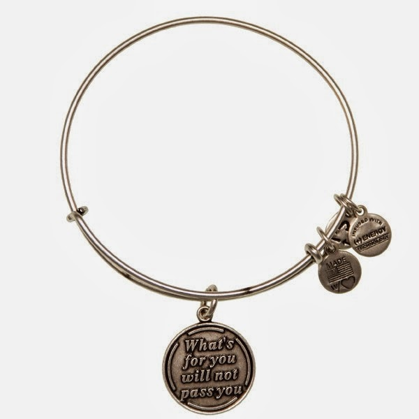 This alex and ani bracelet i have a few different