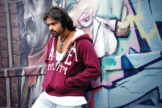 Chiranjeevis Nephew Sai Dharma Tejas  REY  Movie First Look