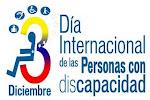 Día Internacional de las Personas con Discapacidad...