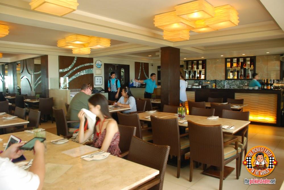 Christinas restaurant Boracay