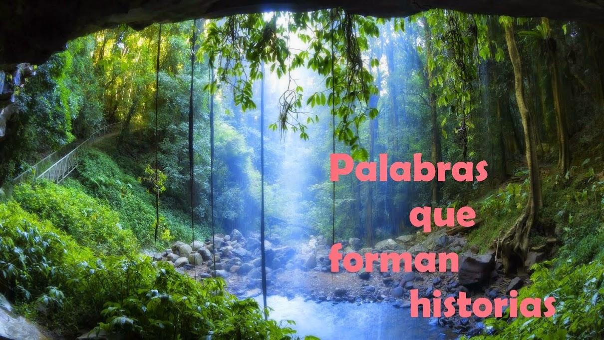 Palabras que forman Historias