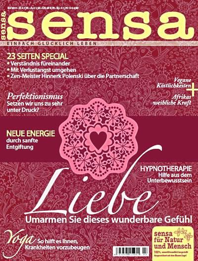 Artikel im Magazin SENSA