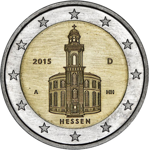 2 euro Germany 2015