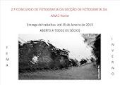 2.º Concurso de Fotografia da Anac-Norte