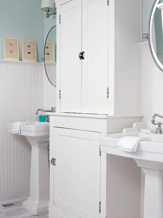 ways to organize bathroom cabinets ayanahouse
