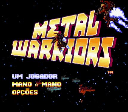 [SNes] Metal Warriors Metal1