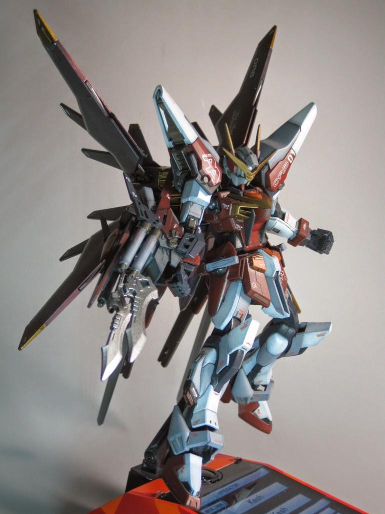 Build Akatsuki (Bandai Proshop Limited)