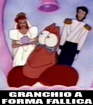 Messaggi subliminali nei cartoni animati film e pubblicita for Ranch a forma di l