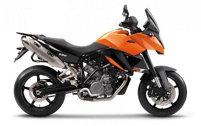 2011-KTM-990-SupermotoT-Orange