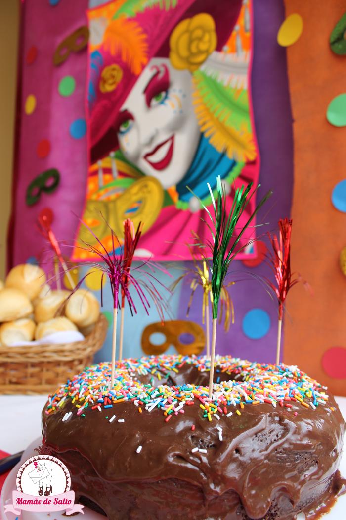 receita bolo facil e gostoso de chocolate blog Mamãe de Salto