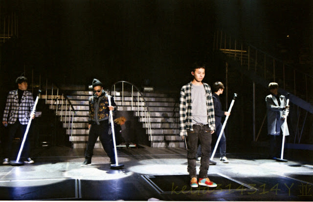 YG Family Concert Photo Book: BIGBANG