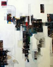 L'infinie résonance - 92 x 73 - 2011