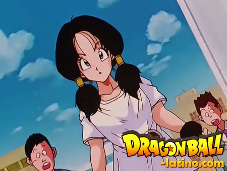 Dragon Ball Z capitulo 203