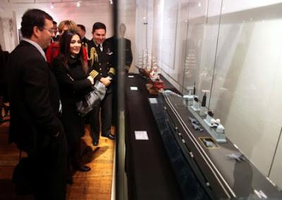 interescolar modelismo unab museo naval